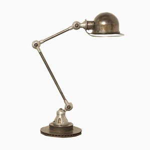 French Desk Lamp by Jean-Louis Domecq for Jieldé, 1950s
