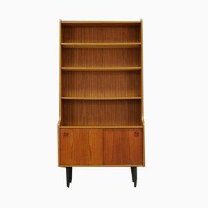 Mid-Century Danish Teak Bookcase