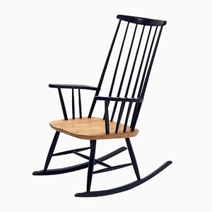 Rocking Chair Mid-Century par Roland Rainer, 1960s