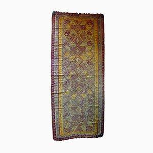 Antiker anatolischer Kilim Teppich, 1920er