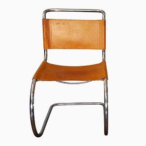 Chaise Pivotante par Ludwig Mies Van Der Rohe pour Fasem, 1984