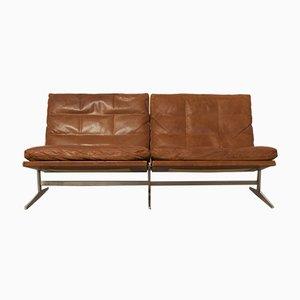 BO 562 2-Seater Sofa by Preben Fabricius & Jørgen Kastholm for Bo-Ex, 1960s