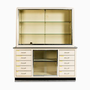 Vintage Large Display Cabinet from Baisch