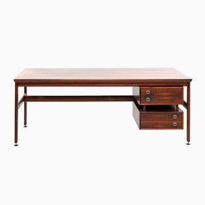 Mid-Century Rio Palisander Desk by Arne Vodder for Sibast, 1960s
