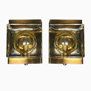 Maritim Wall Lamps from Vitrika, 1960s, Set of 2
