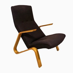 Grasshopper Chair By Eero Saarinen For Knoll, 1950s