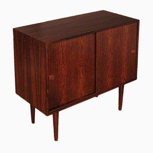Rosewood Cabinet by Kai Kristiansen for Feldballes Møbelfabrik, 1960s