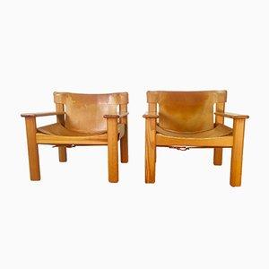 Poltrone Natura di Karin Mobring per Ikea, anni '70, set di 2
