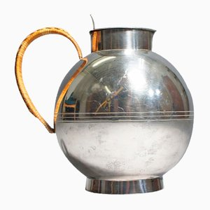 Sterling Silver Jug by Sylvia Stave for Hallbergs, 1933