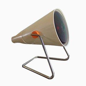 Lampe Infraphil par Charlotte Perriand pour Philips, 1970s