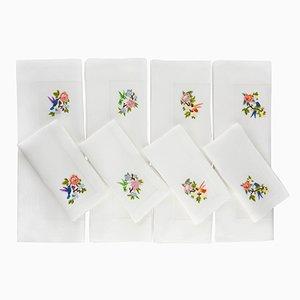 Colibri Tischsets & Servietten von The NapKing für Bellavia Ricami SPA, 4er Set