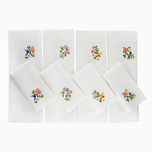 Manteles individuales y servilletas Colibri de The NapKing para Bellavia Ricami SPA. Juego de 4