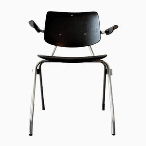 Modell 315 Chair von Kho Liang Ie für CAR Katwijk, 1957
