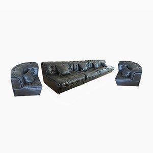 Sofá modular modelo DS-11 de cuero de de Sede