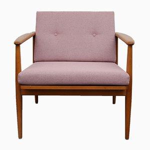 Vintage Beech Armchair