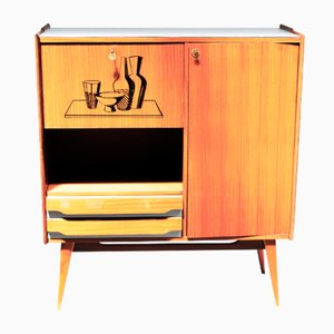 Vintage Bar Cabinet from Dassi