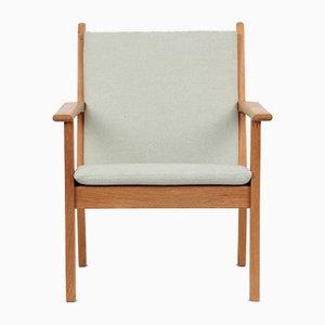 Dänische vintage GE284 Sessel von Hans J. Wegner für Getama