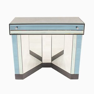 Mirrored Chest of Drawers from Schöninger, 1970s