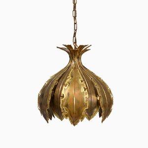 Lampe à Suspension Modèle 6395 Vintage Løget par Svend Aage Holm Sørensen