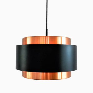Mid-Century Saturn Pendant Lamp by Jo Hammerborg for Fog & Morup, 1960s