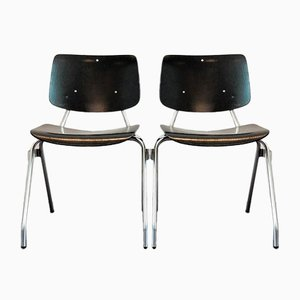 Model 315 Chairs by Kho Liang Ie for CAR Katwijk, 1957, Set of 2