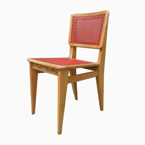 Französischer Stuhl von Rozier, 1950er