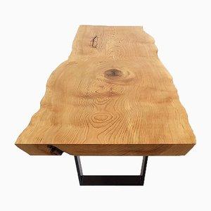 Tavolo da pranzo in legno di cedro di Studio F