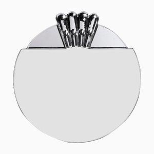 Miroir Elemento TRE par Nikolai Kotlarczyk pour Portego