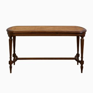 Antique French Hallway Bench