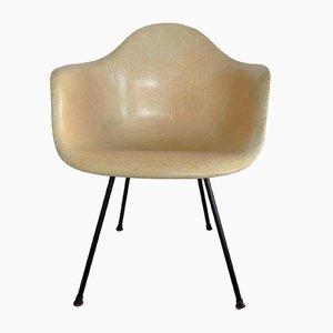 Sedia in fibra di vetro di Charles & Ray Eames per Zenith Plastics, 1952