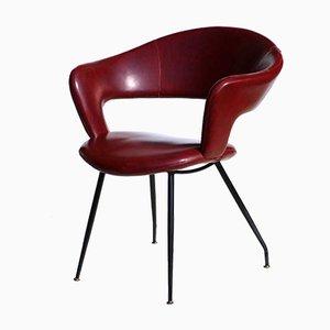 Chaise d'Appoint par Gastone Rinaldi par Rima, Italie, 1950s