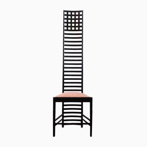 Sedia Hill House 1 vintage di Charles Rennie Mackintosh per Cassina