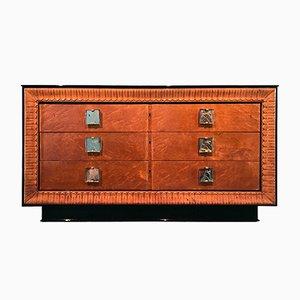 Italian Art Deco Dresser, 1940s
