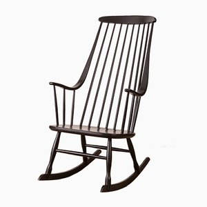 Rocking Chair by Lena Larsson for Nesto, 1960s