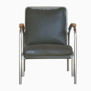 Bauhaus Style Armchair, 1920s