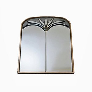 Palm Tree Mirror from Vivai del Sud, 1970s