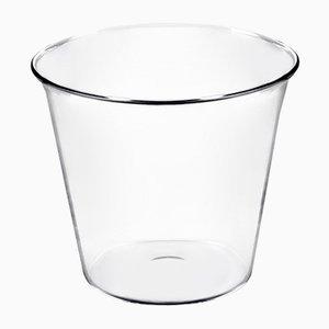 Bicchiere grande Plume in vetro borosilicato soffiato di Aldo Cibic per Paola C.