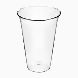 Plume Cocktail Blown Borosilicate Glass by Aldo Cibic for Paola C.