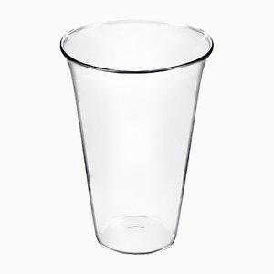 Plume Cocktail Gefäß aus geblasenem feuerfestem Glas von Aldo Cibic für Paola C.