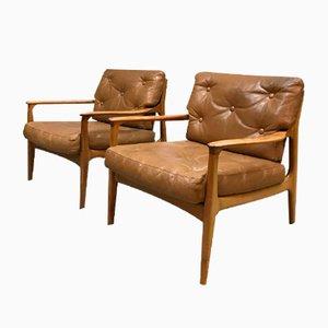Vintage Sessel von Eugen Schmidt für Soloform, 2er Set