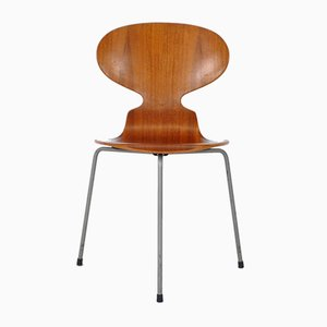 Danish Model 3100 Chair by Arne Jacobsen for Fritz Hansen, 1958