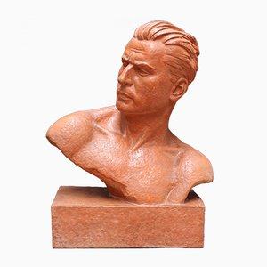 Buste Art Déco par Demétre H. Chiparus, France, 1930s