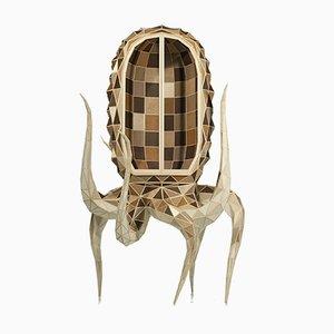 The Okto Cabinet by Jasser van Oort