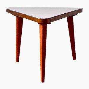 Vintage Tripod Base Side Table