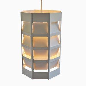 Lampe à Suspension Vintage par Poul Gernes Lyskurv pour Louis Poulsen