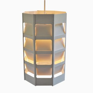 Vintage Pendant Lamp by Poul Gernes Lyskurv for Louis Poulsen