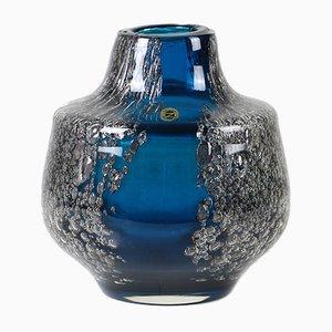 Vase en Verre de Zwiesel, 1970s