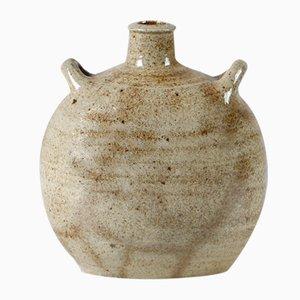 Vaso vintage in ceramica di Nils Kähler per HAK, anni '60