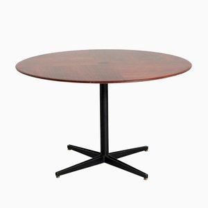Table de Salle à Manger T41 Vintage en Palissandre par Osvaldo Borsani pour Tecno