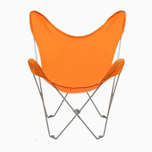 Vintage Adjustable Butterfly Lounge Chair